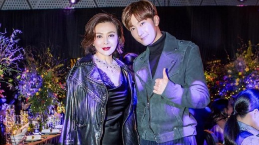 Super Junior M's Zhoumi Brushes Off Dating Rumors With Hong Kong Star, Says He's Taken