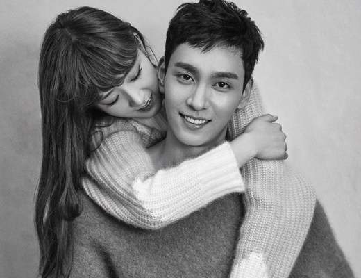 Choi Tae Joon And Apink's Bomi Hold Hands For The First Time In A Special Way
