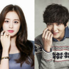 """Kim Tae Hee Visits """"My Sassy Girl"""" Set With Coffee Truck For Joo Won"""