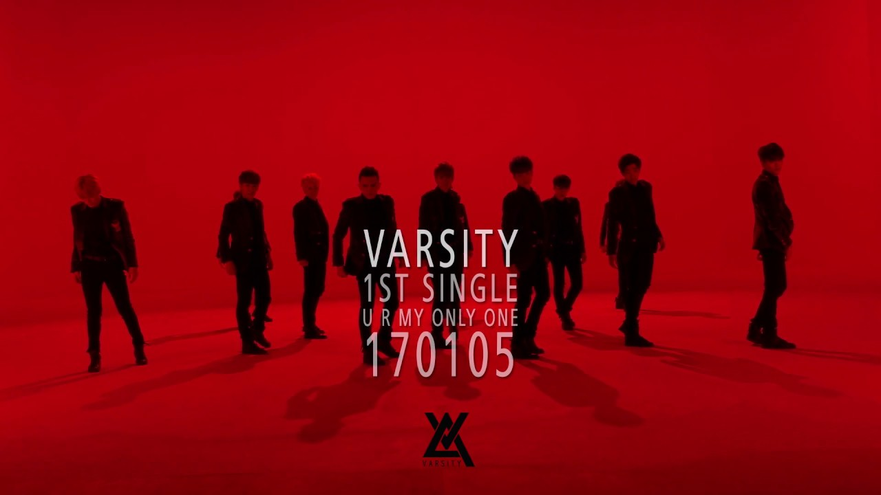 """Watch: VARSITY Shows Off Their Charisma In Debut Teaser MV For """"U R My Only One"""""""