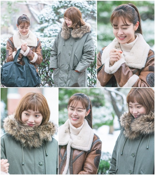 """Lee Sung Kyung And Kyung Soo Jin's Feud Comes To A Happy End On """"Weightlifting Fairy Kim Bok Joo""""?"""