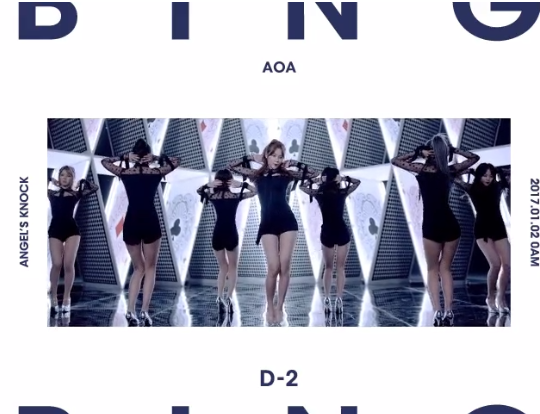 Watch: AOA Gives Sneak Peek At Choreography For Comeback Title Tracks