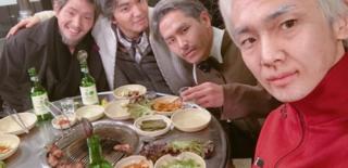 Onew Sungjong Hoyra Key