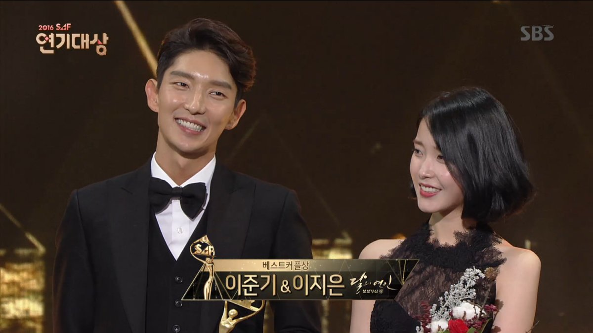 Lee Joon Gi Lee Ji Eun