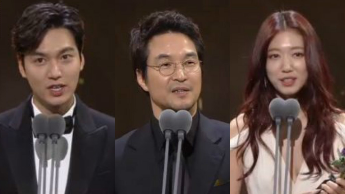Winners of the 2016 SAF SBS Drama Awards