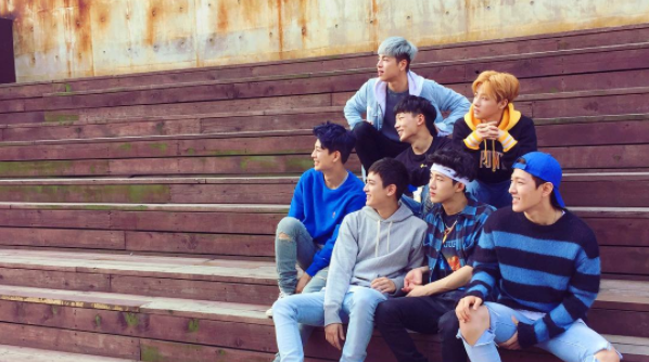 iKON Launches Official Instagram