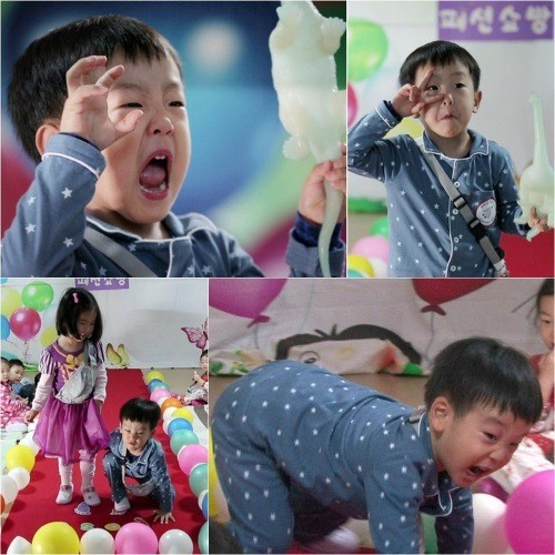 Seo Eon And Seo Jun Put On A Pajama Fashion Show While Their Parents Make Plans For Third Child
