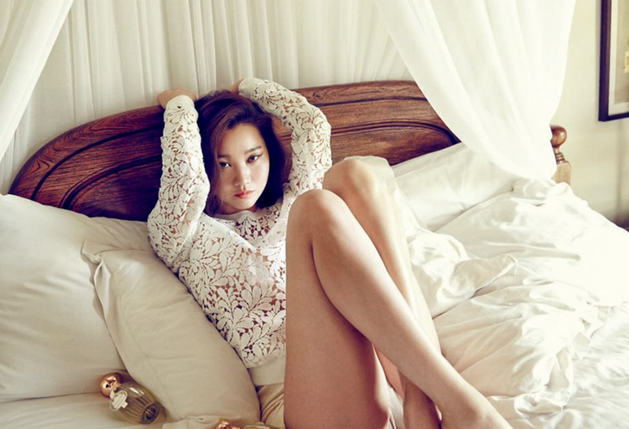 Model Jang Yoon Joo Gives Birth To Her First Child