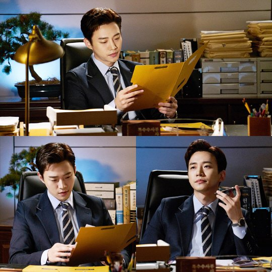 """2PM's Junho Is A Sharp Businessman In """"Chief Kim"""" Preview Stills"""