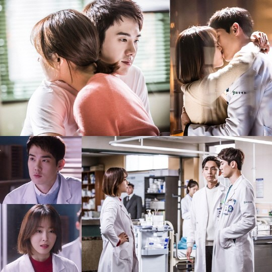 """4 Adorable Moments In Yoo Yeon Seok And Seo Hyun Jin's Blossoming Relationship On """"Romantic Doctor Kim"""""""