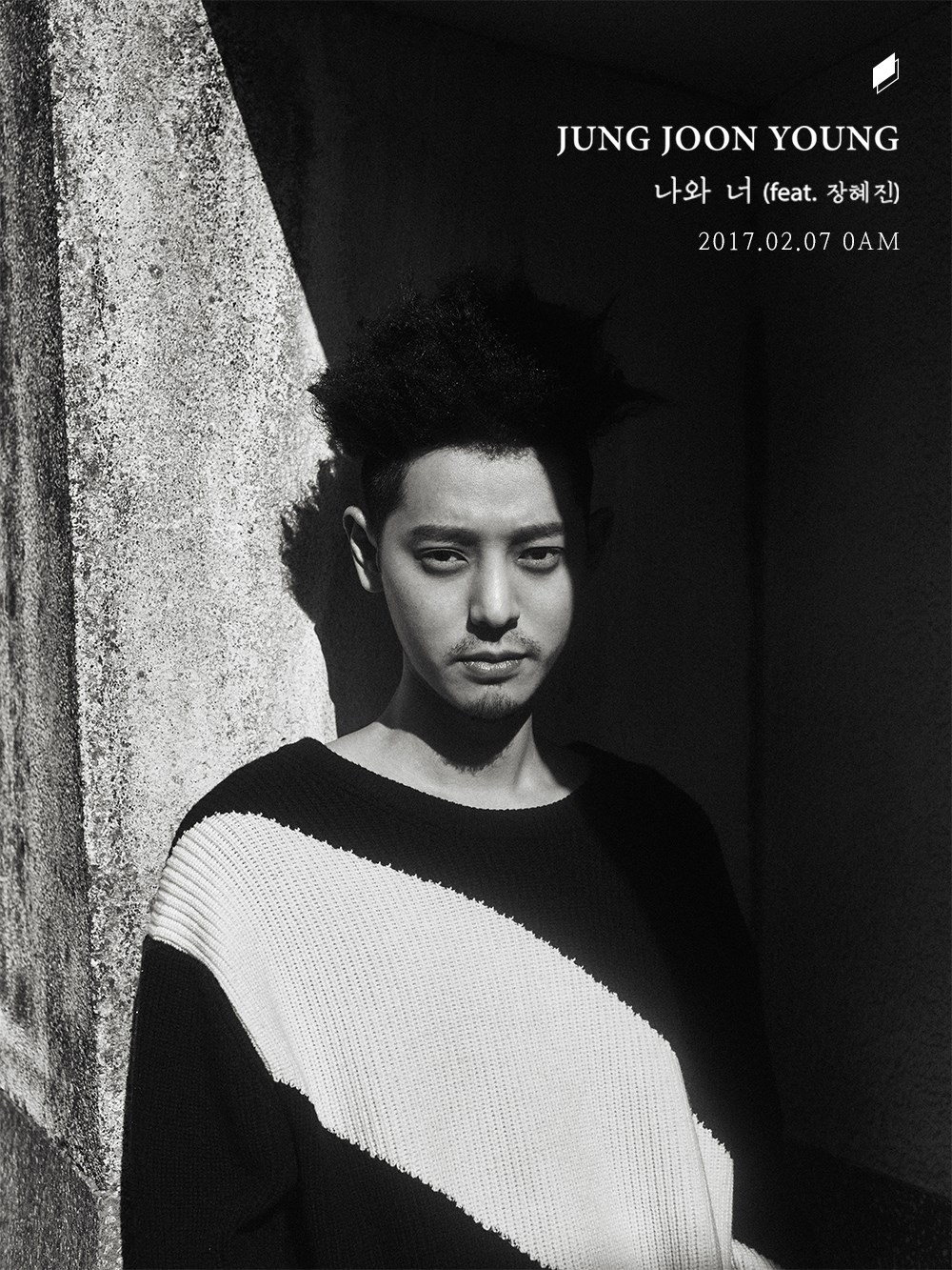 "Update: Jung Joon Young Reveals Track List For Album ""The First Person"""