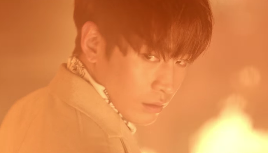 """Watch: Shinhwa's Eric and Lee Min Woo Are Fire And Ice In """"Touch"""" MV Teaser"""