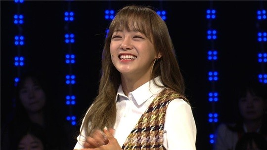 gugudan's Kim Sejeong Tackles Competing Against 100 Competitors Once Again