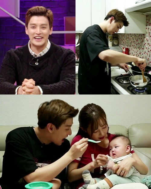 UKISS's Eli Reveals Glimpse At His Married Life For The First Time On Reality Show