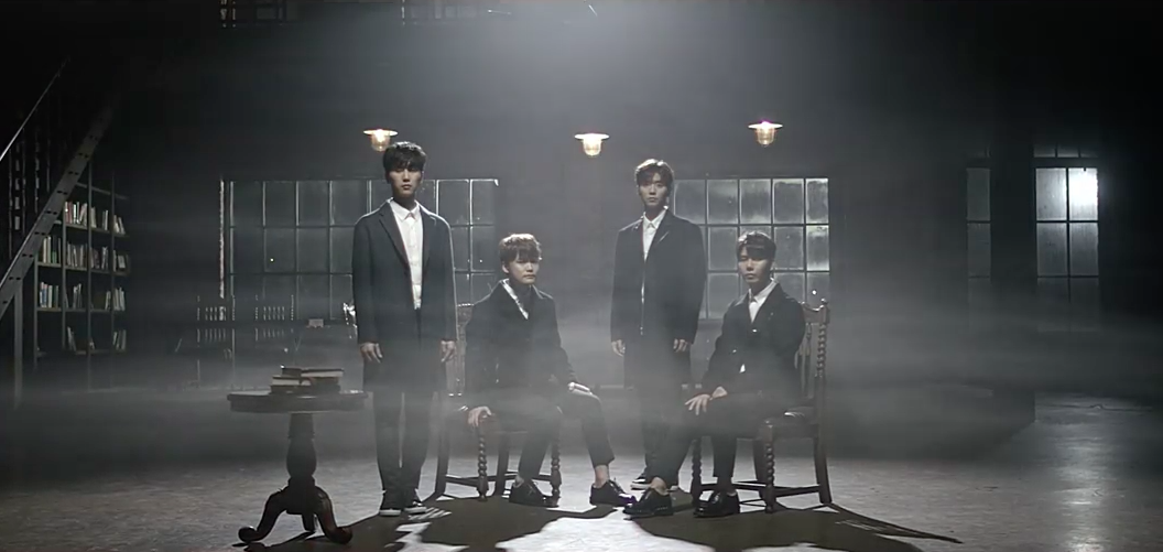 """Watch: VROMANCE Shares Look At Emotional """"I'm Fine"""" MV With Teaser Video"""