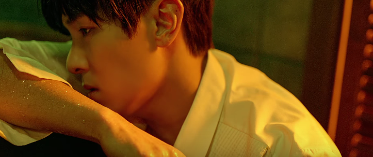 "Watch: Shinhwa Releases ""Touch"" Teaser For Kim Dong Wan And Shin Hye Sung"