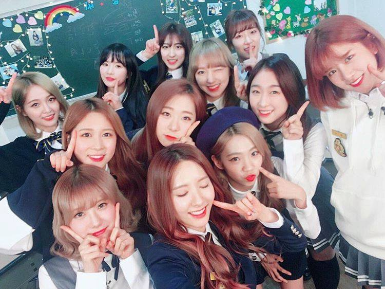 "Cosmic Girls Rises To Top Of Music Charts With ""I Wish"""