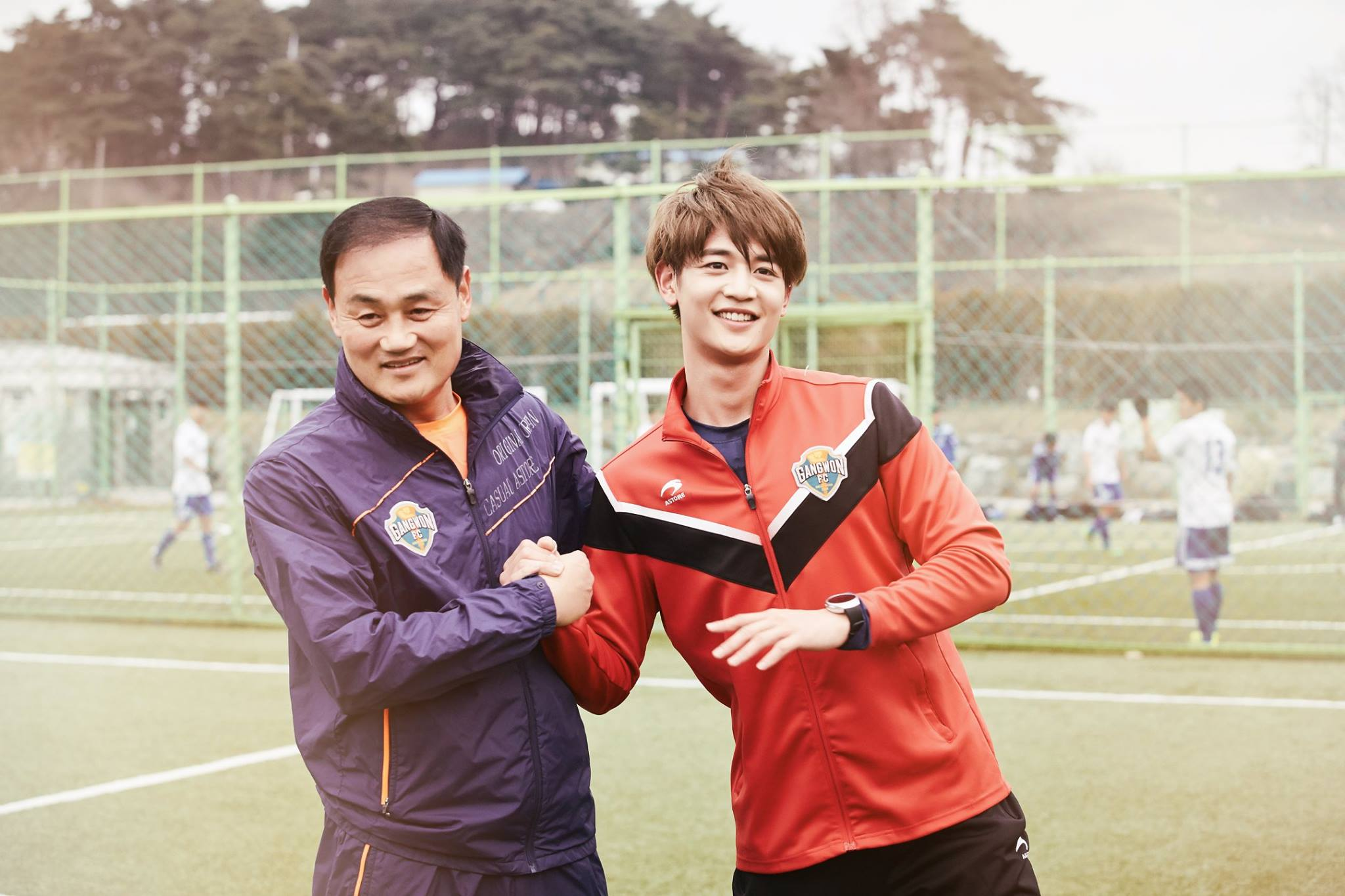 SHINee's Minho Gets Emotional Thinking About His Parents