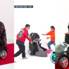 "Watch: BIGBANG Cracks Each Other Up With Introductions And Entrances On Toy Cars On ""Weekly Idol"""