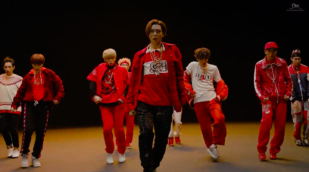 watch nct 127 returns with limitless mvs johnny makes