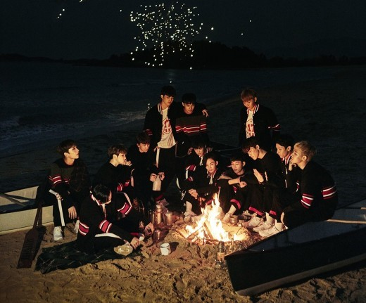 "SEVENTEEN Vows To Make 2017 ""The Year Of SEVENTEEN"""
