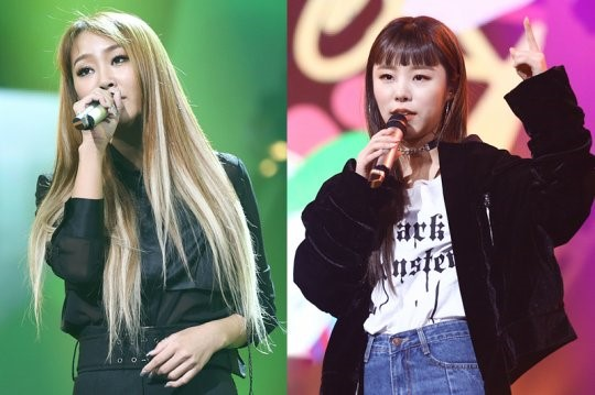 "SISTAR's Hyorin And MAMAMOO's Wheein To Battle It Out On ""Duet Song Festival"""