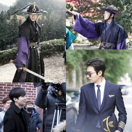"""The Legend Of The Blue Sea"" Martial Arts Director Praises Lee Min Ho For His Action Scenes"