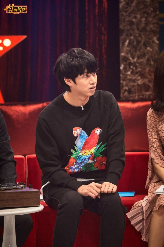 Kim Heechul Talks About His Struggles With Romantic Relationships
