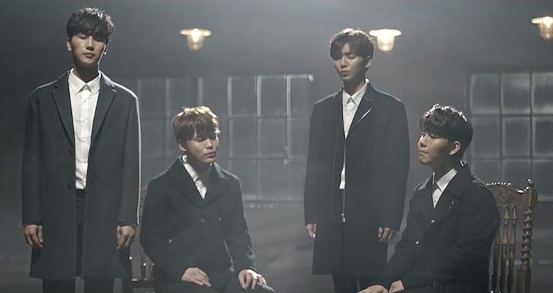 "Watch: VROMANCE Returns With Tearjerking MV For Ballad ""I'm Fine"""