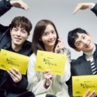 """YoonA, Im Siwan, Hong Jong Hyun, And More Participate In Script Read-Through For """"The King Loves"""""""