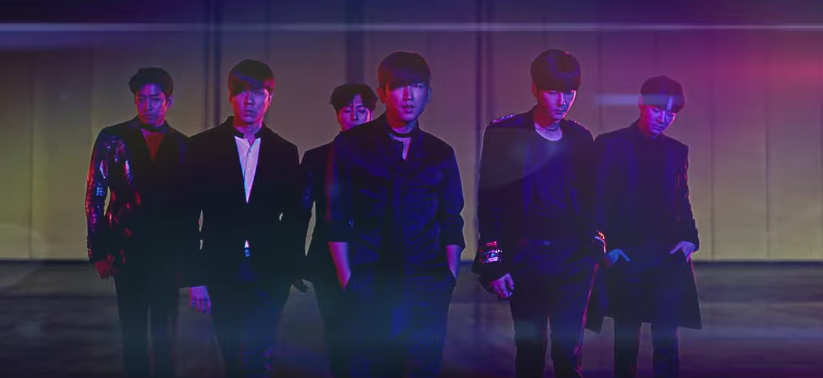 """Watch: Shinhwa Is Back With A Hot Music Video For """"Touch"""""""