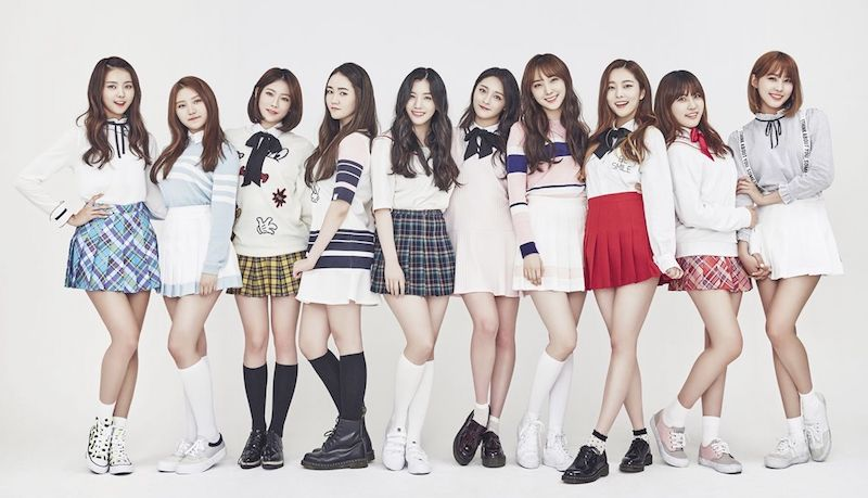 Image result for pristin pledis girlz