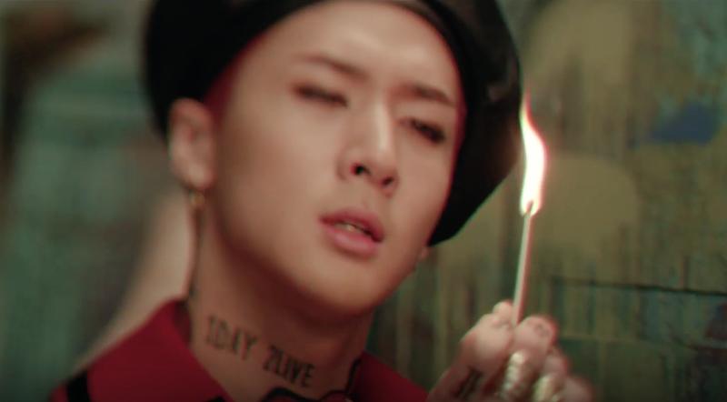 "Watch: VIXX's Ravi Drops Lit (Pun Intended) ""Bomb"" MV Teaser Video"
