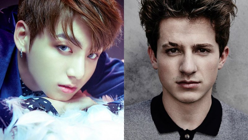 BTS's Jungkook Shares Preview Of Cover Song, Receives Acknowledgment From Charlie Puth