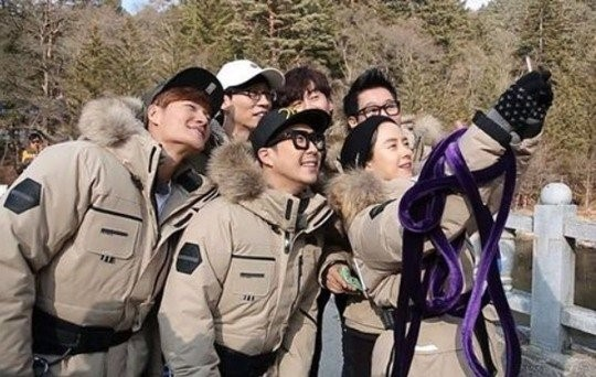 """""""Running Man"""" Gets Hilariously Entangled With Song Ji Hyo's Special Wish"""