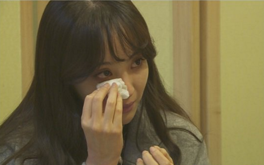 Jung Hye Sung Looks Teary-Eyed As She Introduces Virtual Husband Gong Myung To Her Father