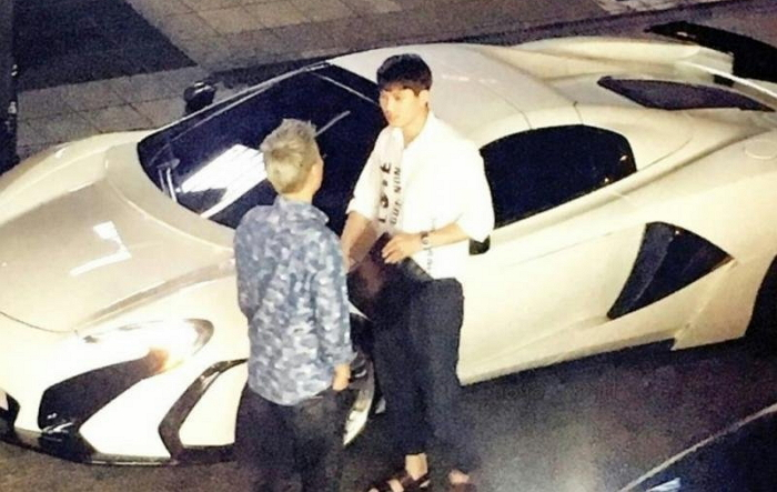 K-Pop Idol Becomes Hot Topic For Having A More Expensive Car Than BIGBANG's G-Dragon