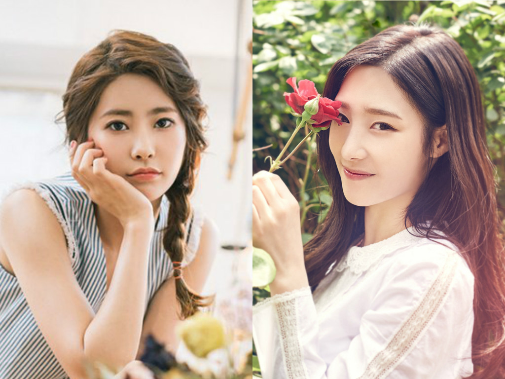 """DIA's Chaeyeon And Huihyeon To Appear On Song Ji Hyo's """"Beauty View"""""""