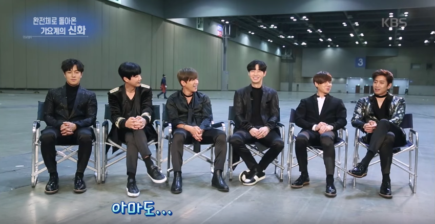 Shinhwa Reveals(?) In What Ways They Haven't Changed Since Their Debut