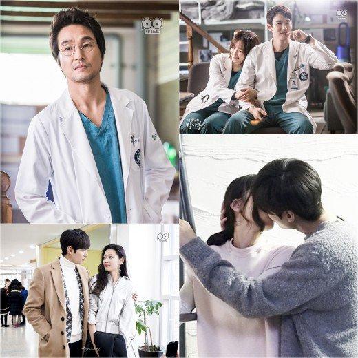 Romantic Doctor Kim Legend of the Blue Sea