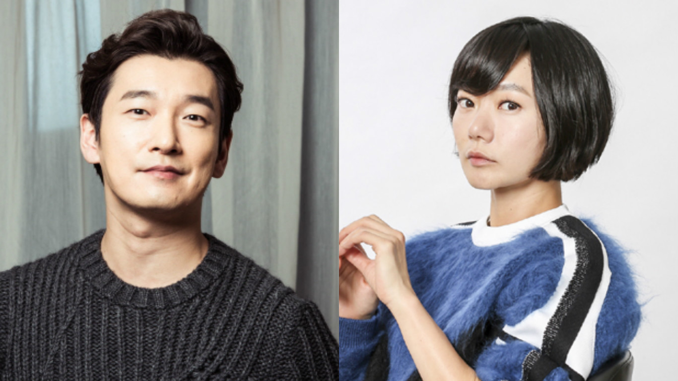 Cho Seung Woo And Bae Doona In Talks To Join New tvN Drama