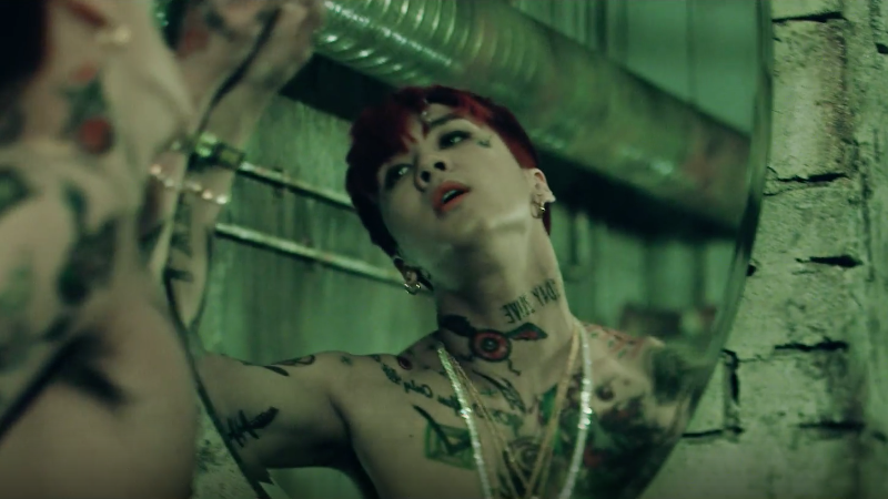 """Watch: VIXX's Ravi Is On Fire With His """"Bomb"""" Verses In Solo MV"""