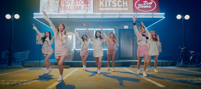 "Watch: SONAMOO Comes To Life In Adorable ""I Think I Love U"" MV"