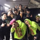 YG Entertainment Artists Attend BIGBANG's Concert And Show Support