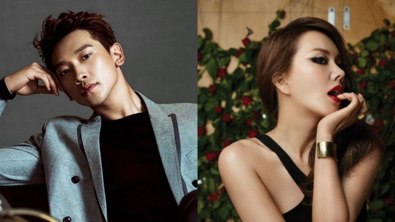 Rain And Uhm Jung Hwa To Kill It At 31st Golden Disc Awards With Special Stages