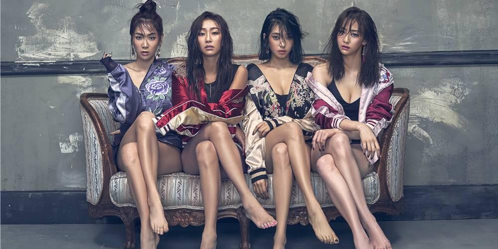 SISTAR Heads Overseas To Film Comeback MV
