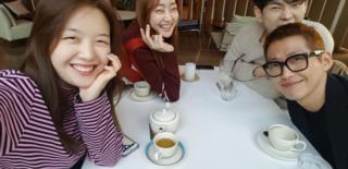 Minah Namgoong Min Suh Hyo Rim On Joo Wan