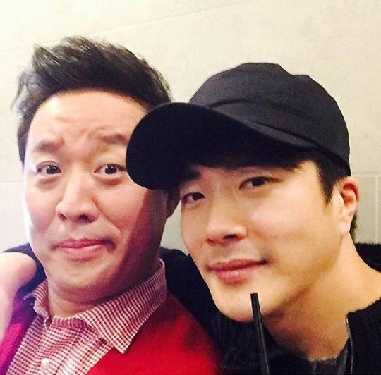 Jung Joon Ha Kwon Sang Woo