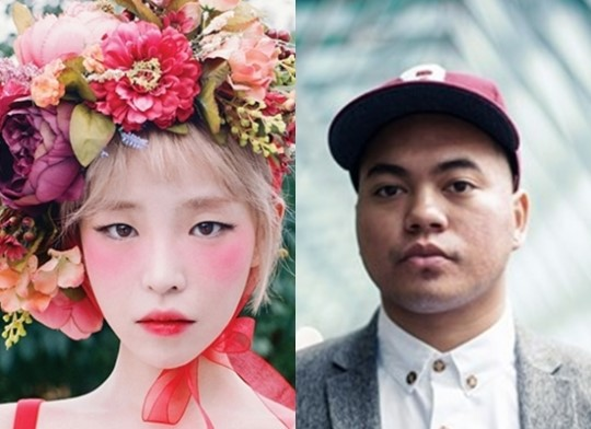 Ga In To Collaborate With Filipino-American Singer Jeff Bernat