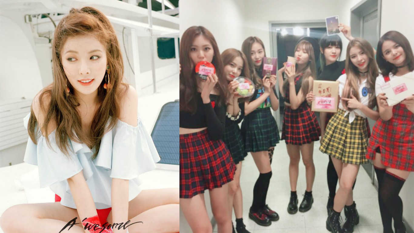 "HyunA Writes Lyrics For CLC's New Title Track, ""Goblin"""